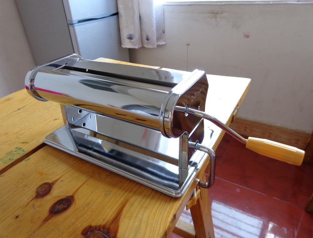 Big Dough Roller Pasta Maker Household Pizza Dough Pastry Press Sheeting Easy
