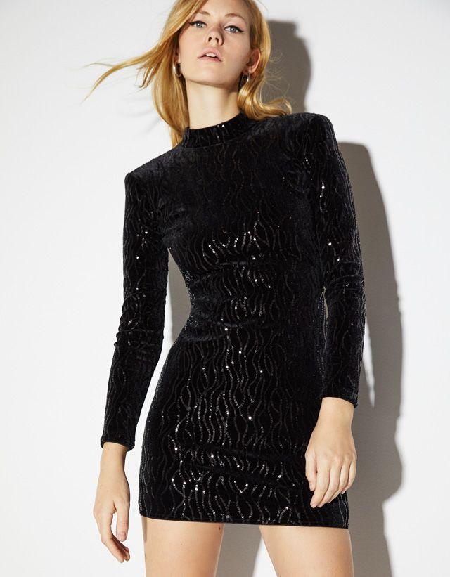 New - CLOTHING - WOMEN - Bershka Italy  cbd84cbfab2