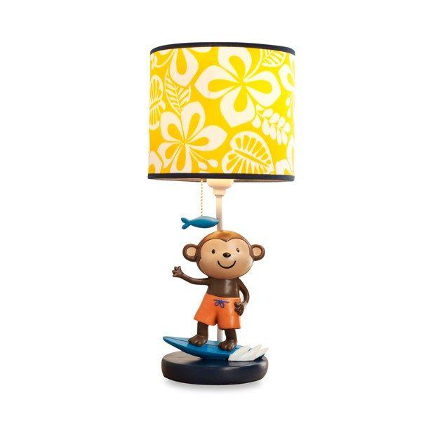 Carter S 174 Laguna Monkey Lamp Amp Shade Bed Bath Amp Beyond