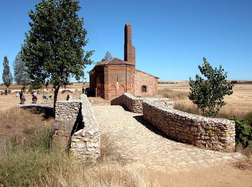 Ermita Santuario de la Virgen del Puente, Sahagún | Arquitectura,  Santuario, Ermita