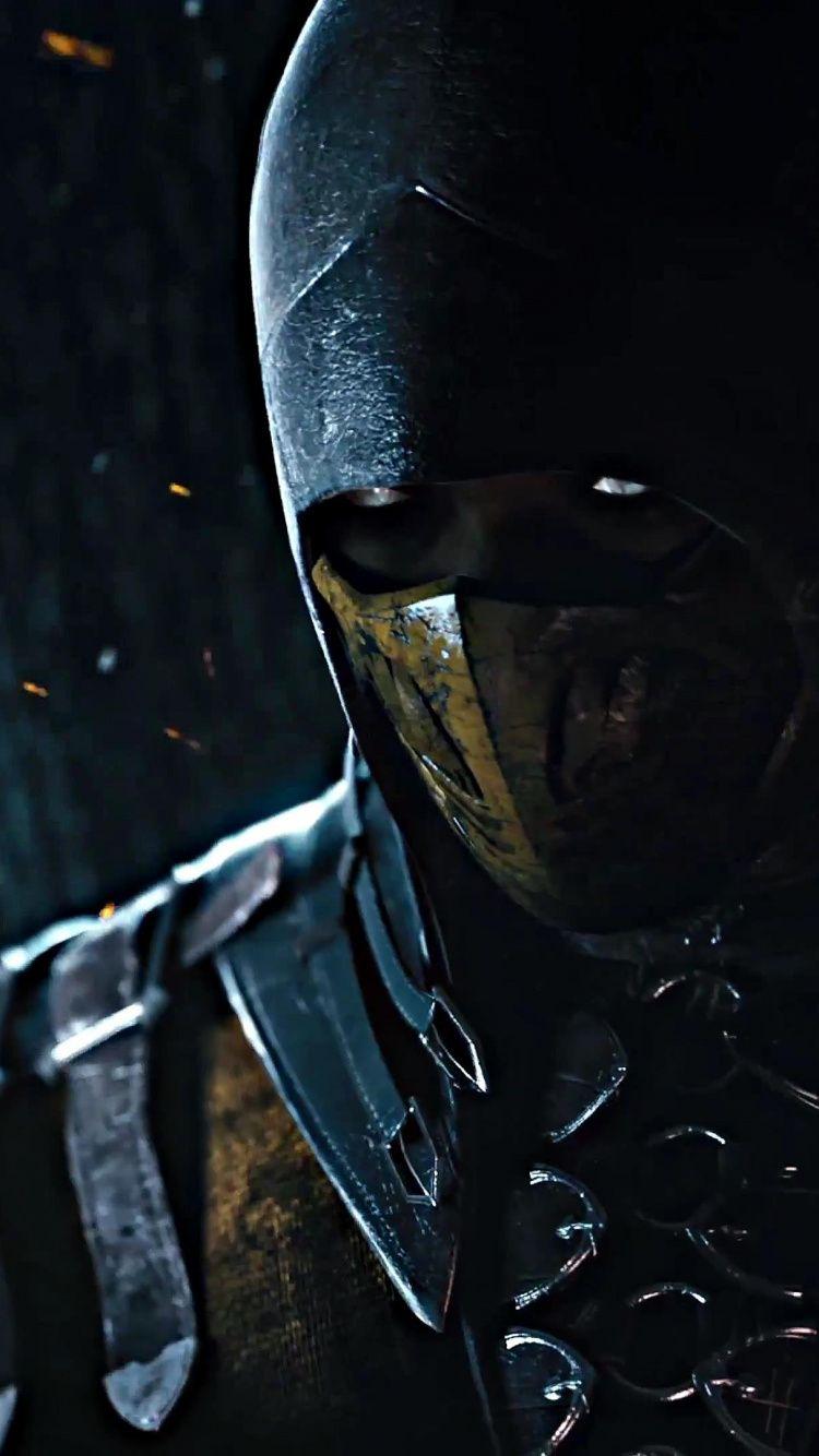 Обои логотип, смертельная битва, Mortal kombat x. Игры foto 18