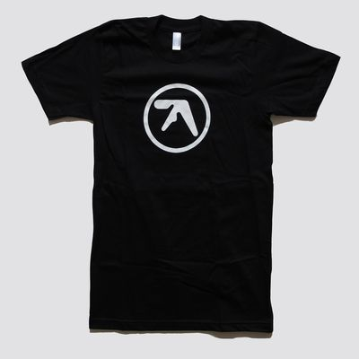 Aphex Logo Black T-Shirt - Bleep.com - High Quality Music And ...