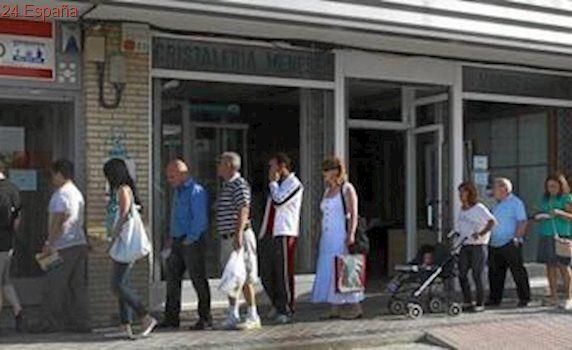 El número de desempleados baja a 3.362.811