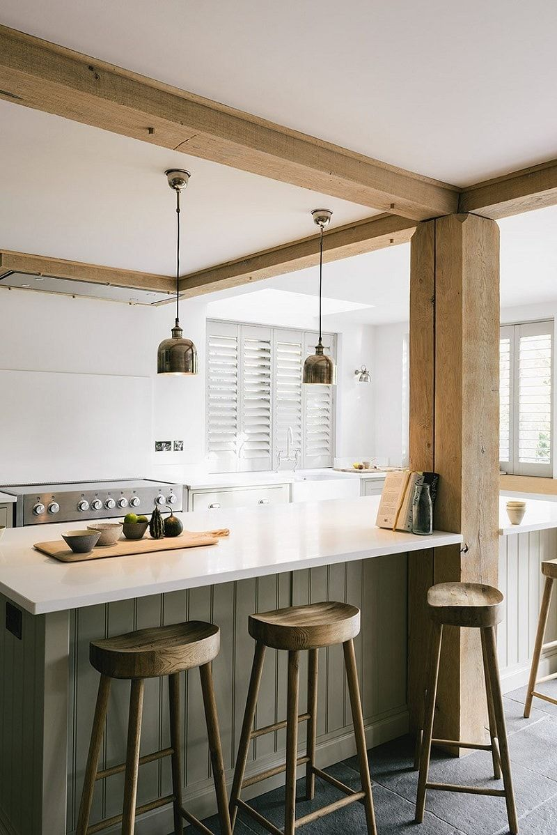 The Henley On Thames Kitchen   Shaker Kitchen Project Designers: DeVOL  Kitchens Location: London, United Kingdom The Henley On Thames Kitchen