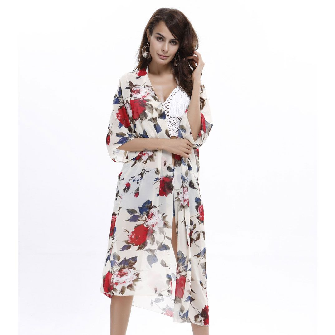 Cheap printed chiffon blouse, Buy Quality print directly from ...