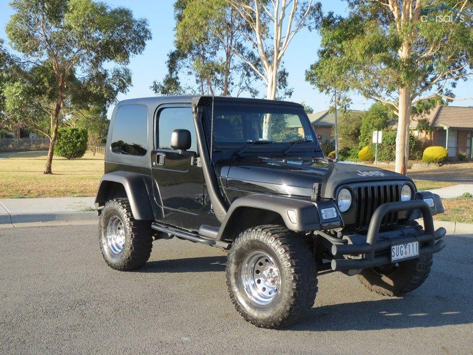 2004 Jeep Wrangler Tj Extreme Sport My2003 2004 Jeep Wrangler Cars For Sale Jeep Wrangler Tj