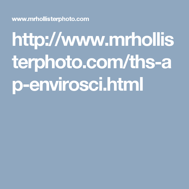 Http Www Mrhollisterphoto Com Ths Ap Envirosci Html Website Template Wordpress Theme Responsive Magento Themes