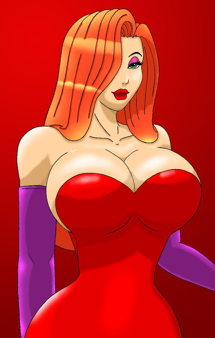 Busty jessica rabbit
