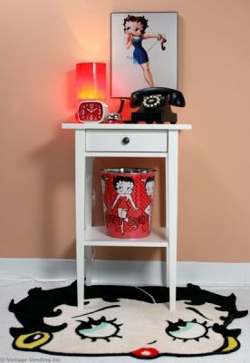Betty Boop Bedroom Decor Decorating With Accessory Setting