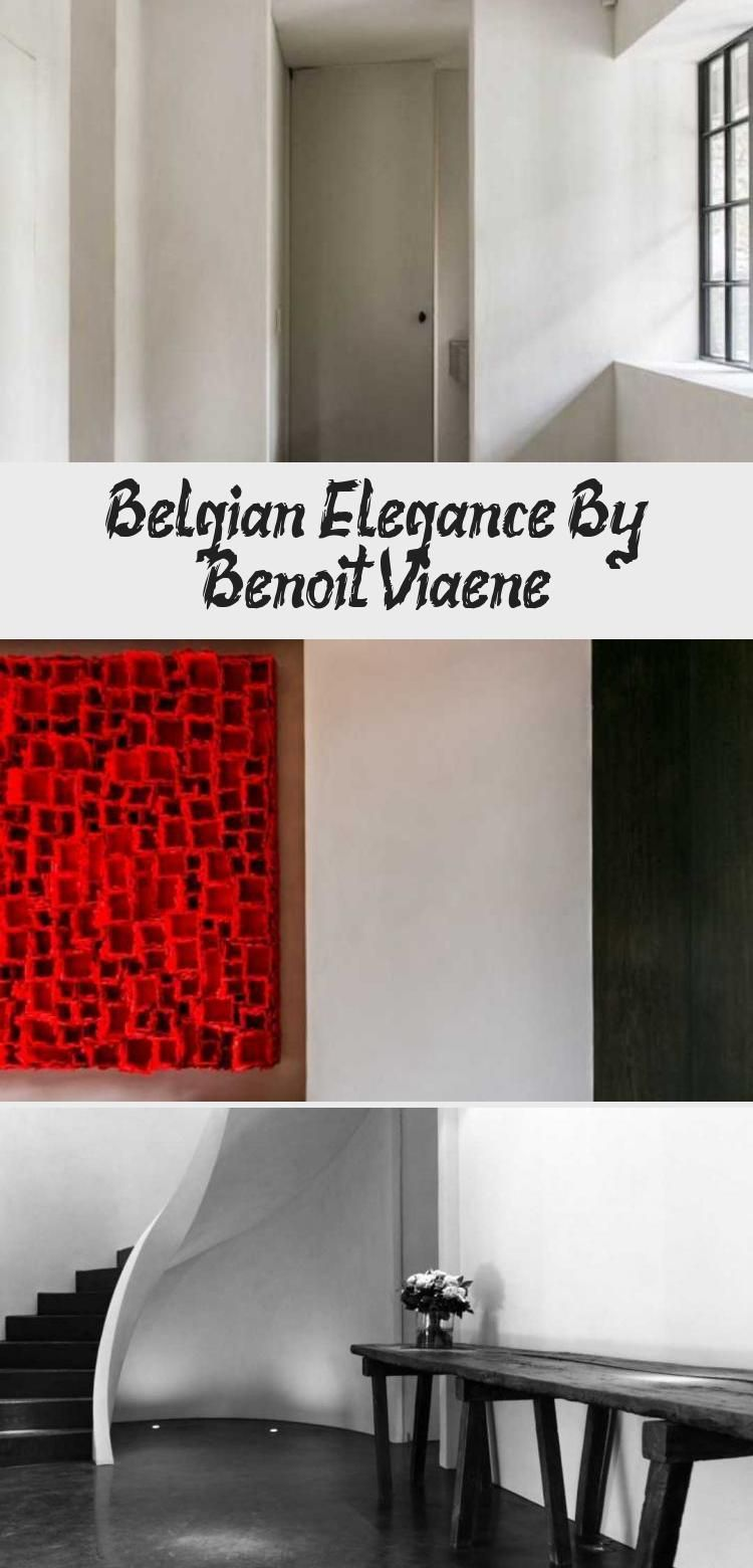 Belgian elegance, Benoit Viaene Table by window, then long table mid room #VintageInteriorDesign #HomeInteriorDesign #InteriorDesignSchool #InteriorDesignCafe #InteriorDesignWhite