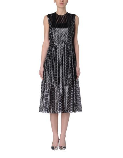 Wadenlanges Kleid für Sie - JONATHAN SAUNDERS