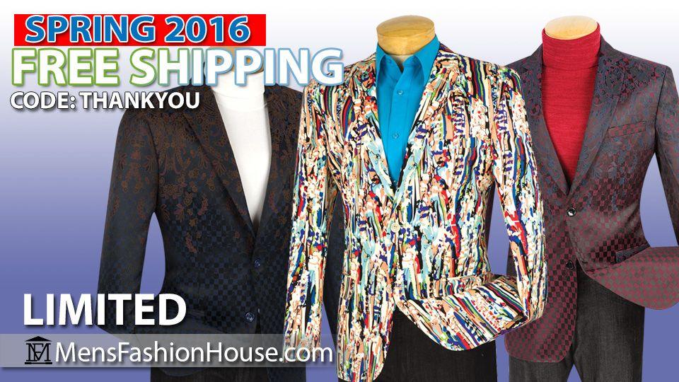 Special Jacket @MensFashionHouse.com