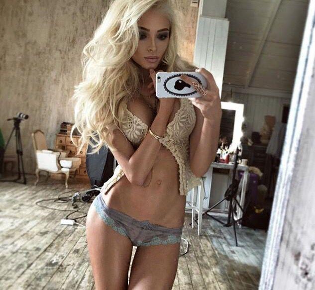 Sexy thin babes 6