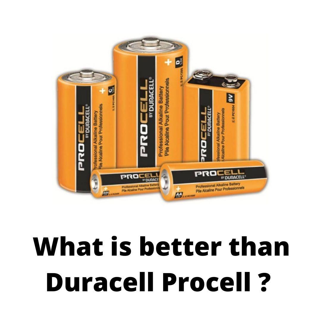Duracell Procell Vs Coppertop Duracell Blister Packaging Alkaline Battery