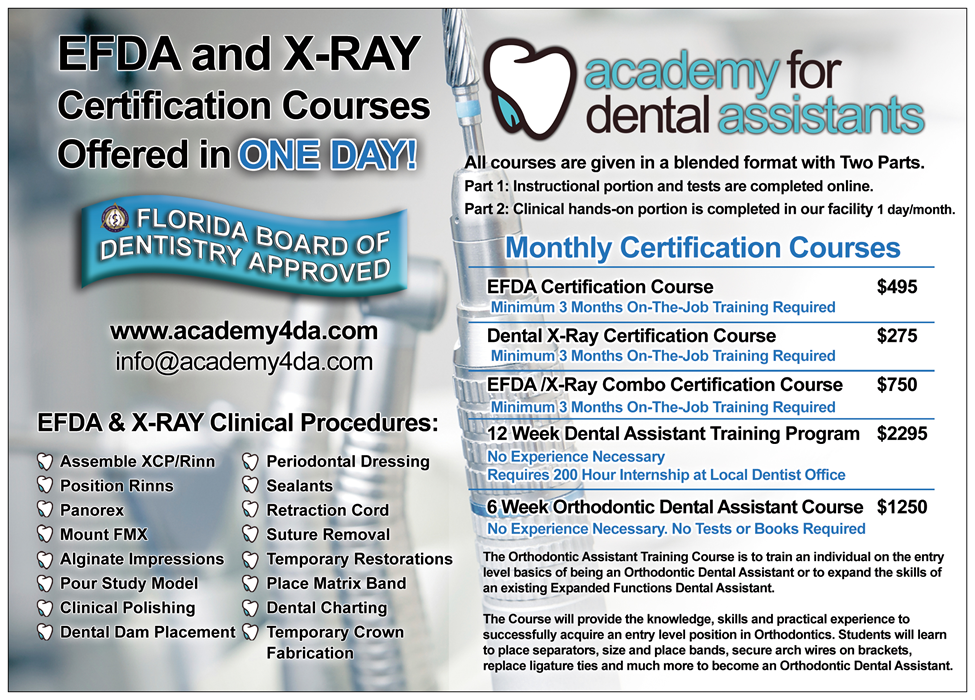 How To Get Dental X Ray License In California