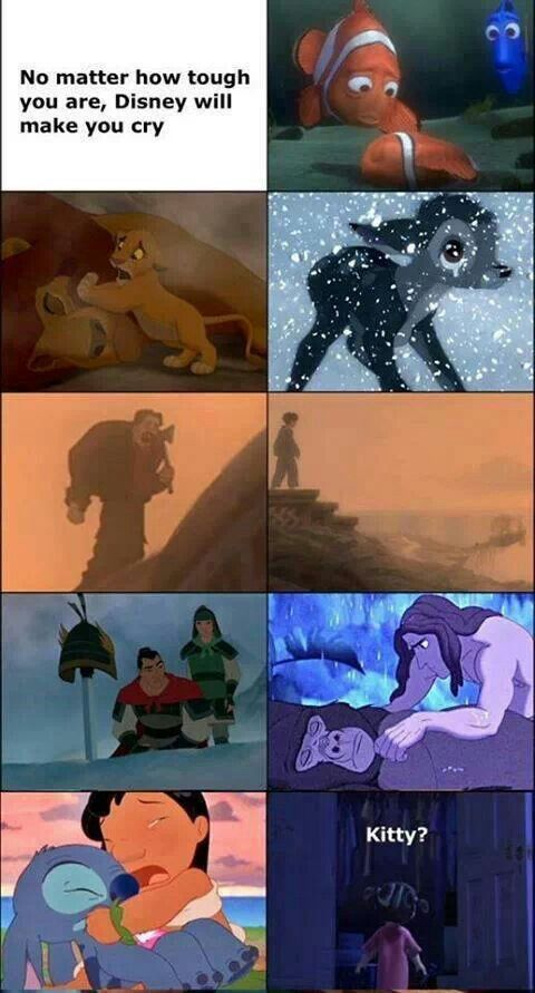 Disney will always make you cry