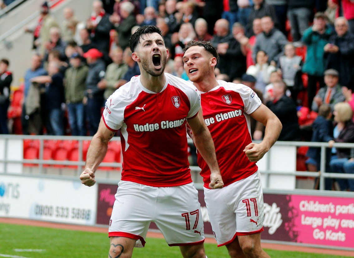 Rotherham United (@OfficialRUFC)