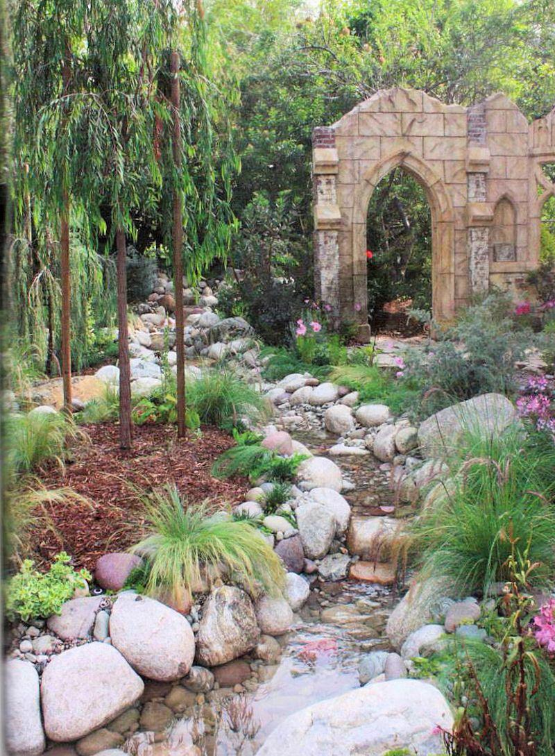 gothic garden i garden landscaping pinterest gothic