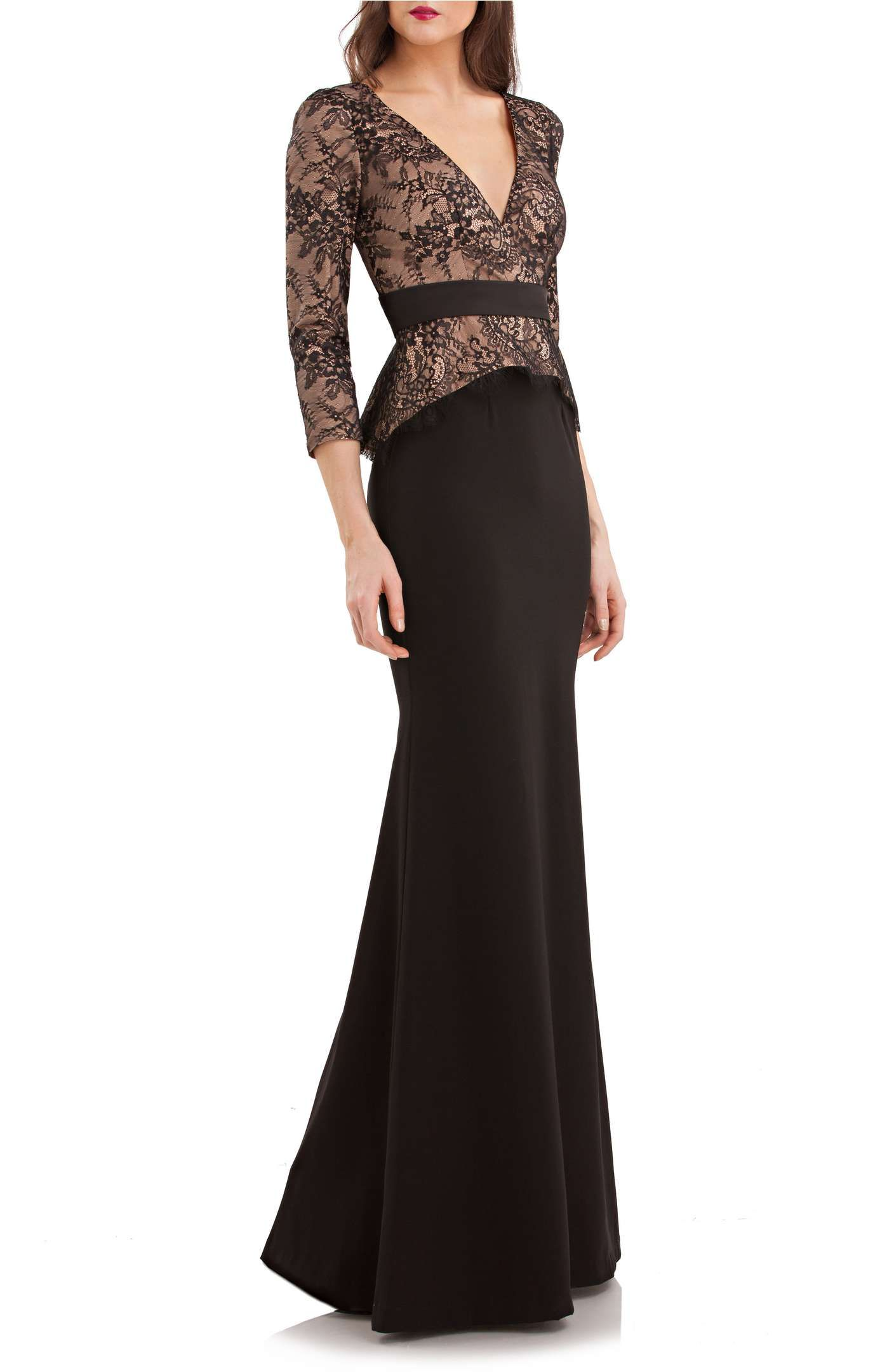 Pin by aqiramdzain on dresses in pinterest gowns peplum