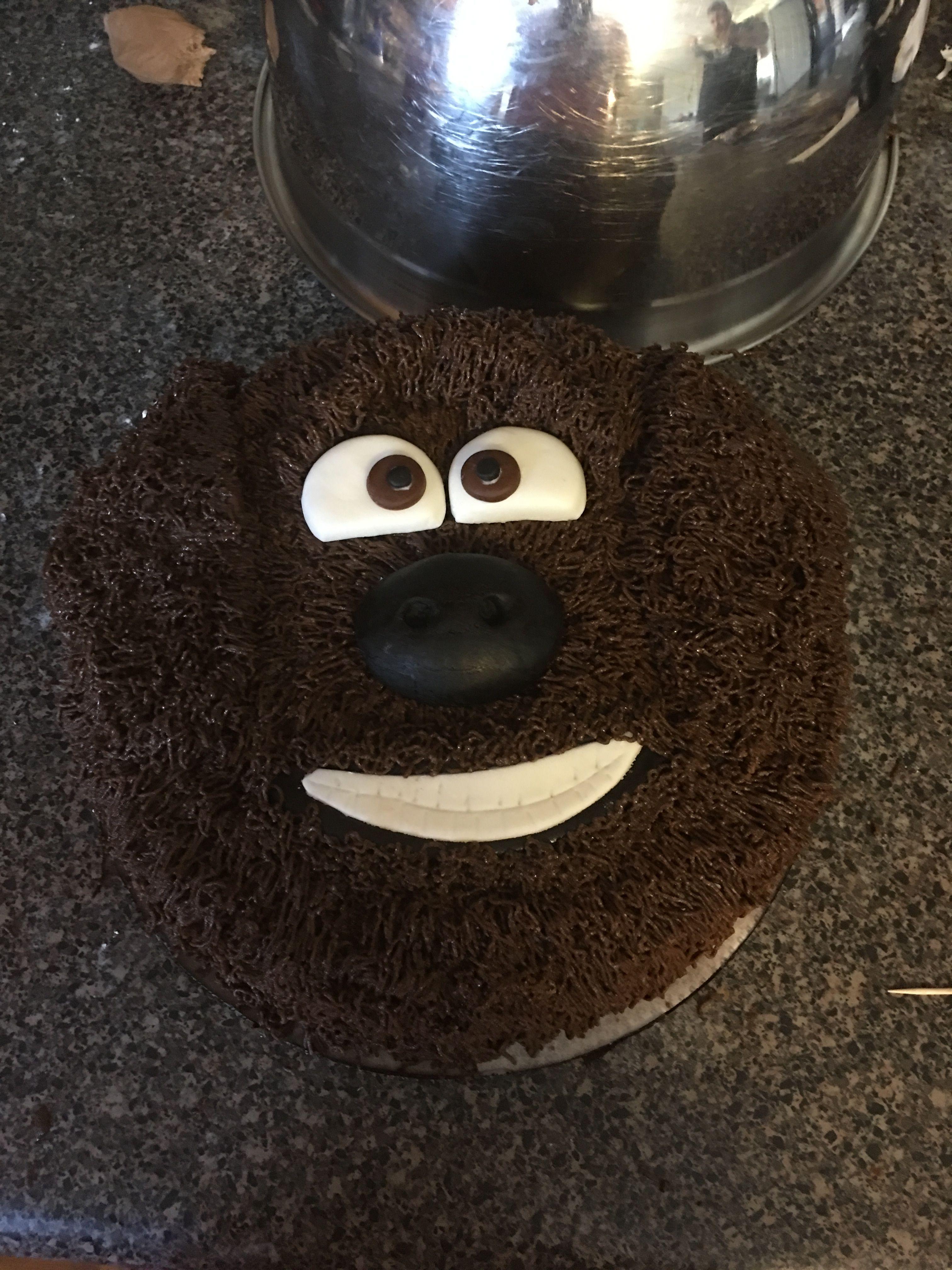 Birthday Cake Secret Life Of A Pet Duke Childrens Birthday