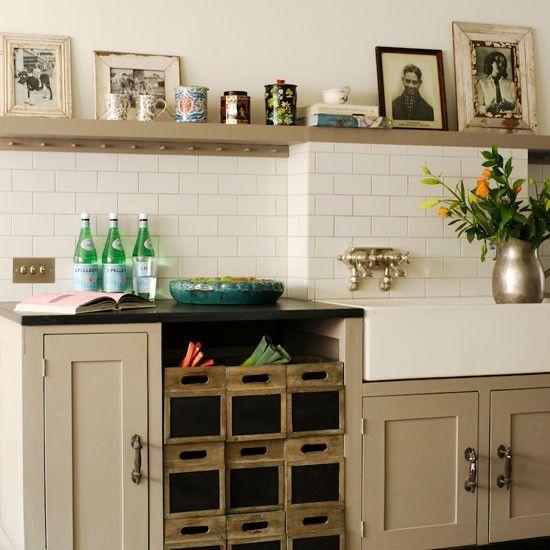 Küchen Küchenideen Küchengeräte Wohnideen Möbel Dekoration Decoration  Living Idea Interiors Home Kitchen   Vintage Style Küche Speicherung |  Pinterest ...