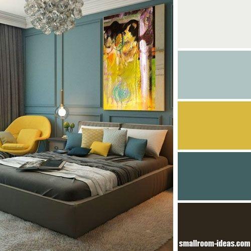 20 small bedroom color scheme ideas | | Master bedroom | Pinterest ...