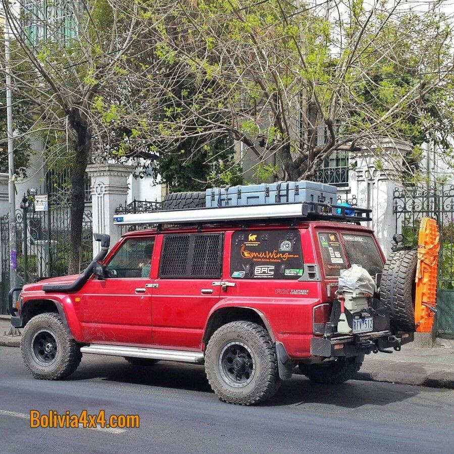 Nissan Patrol, Off Road En Bolivia #4x4 #4wd #Travel