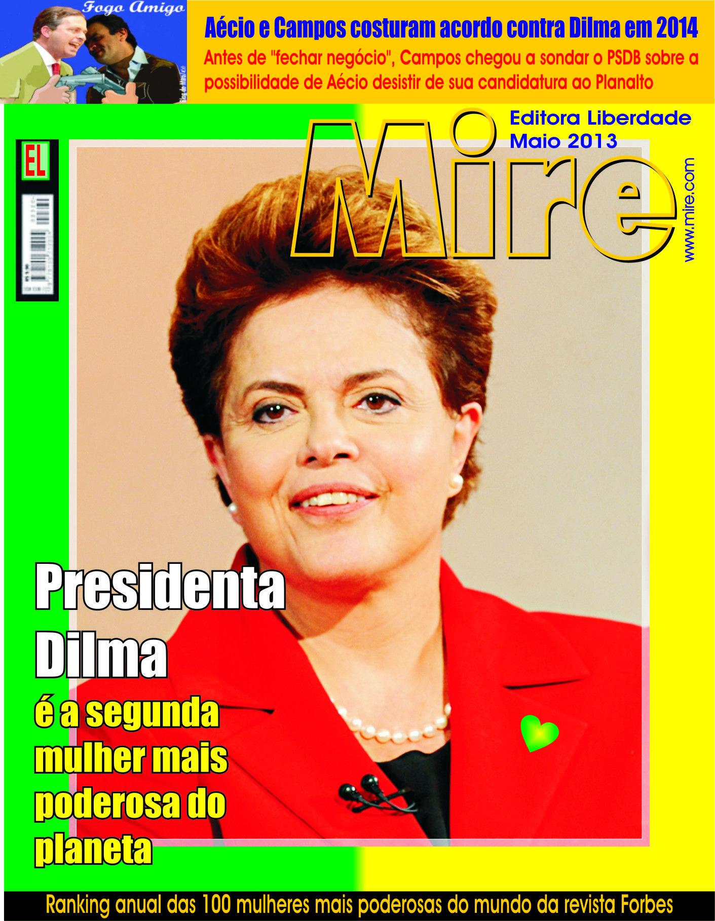 Número 2 no mundo, número 1 no Brasil !