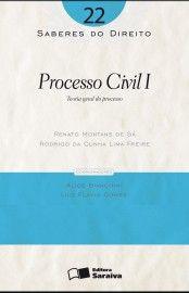 Download Processo Civil I Vol 22 Col Saberes Do Direito