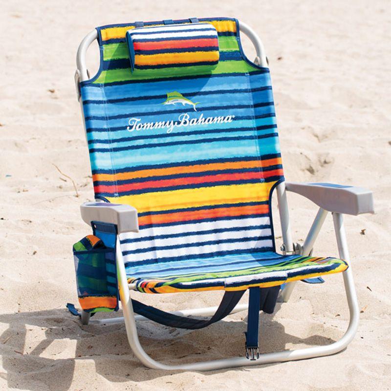 Tommy Bahama, silla de playa portátil Los más pineados Pinterest