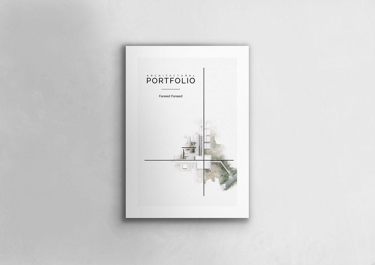 Architectural Portfolio/Academic