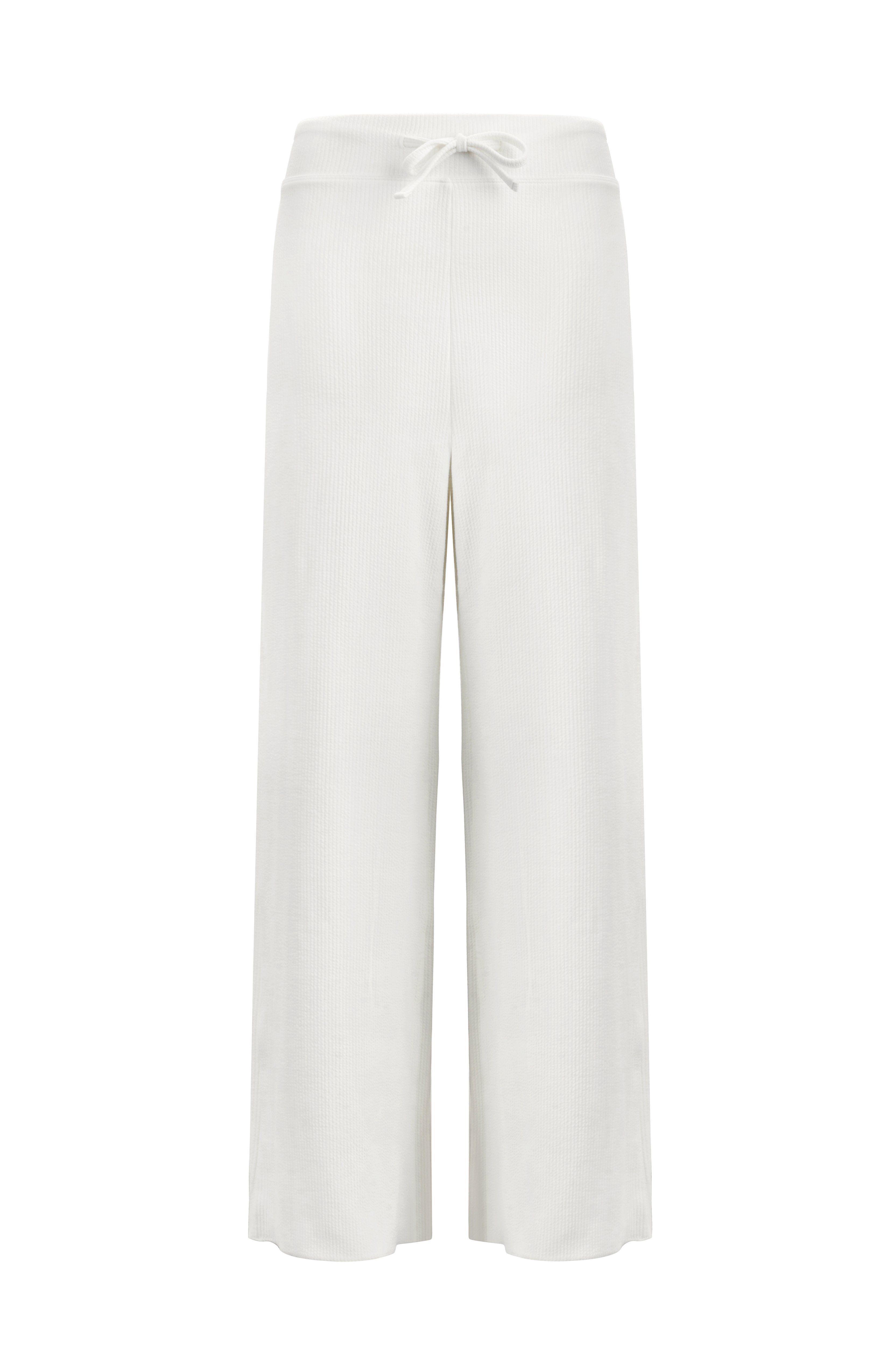 Lisa Long Pants - XS / Pearl White