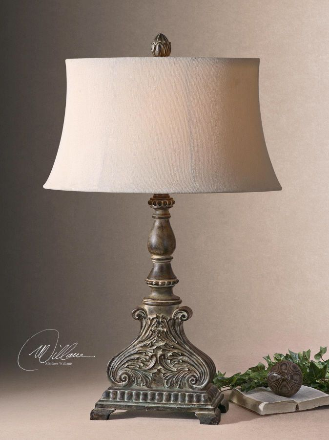 Pin by marlene houser on shed a little light on the subject lamps brown table lampstuscan aloadofball Images