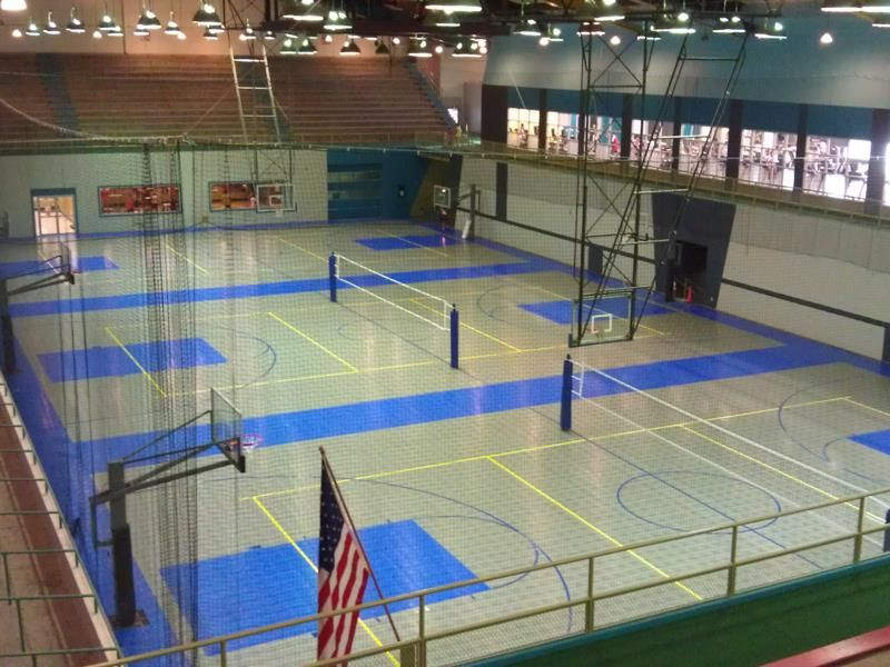 15 Multipurpose Gymnasium Ideas Sport Court Gym Flooring Sports