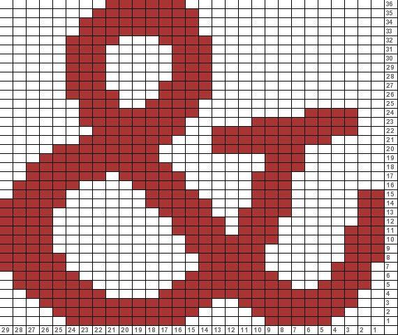Tricksy Knitter Charts Ampersand Cross Stitch Alphabet
