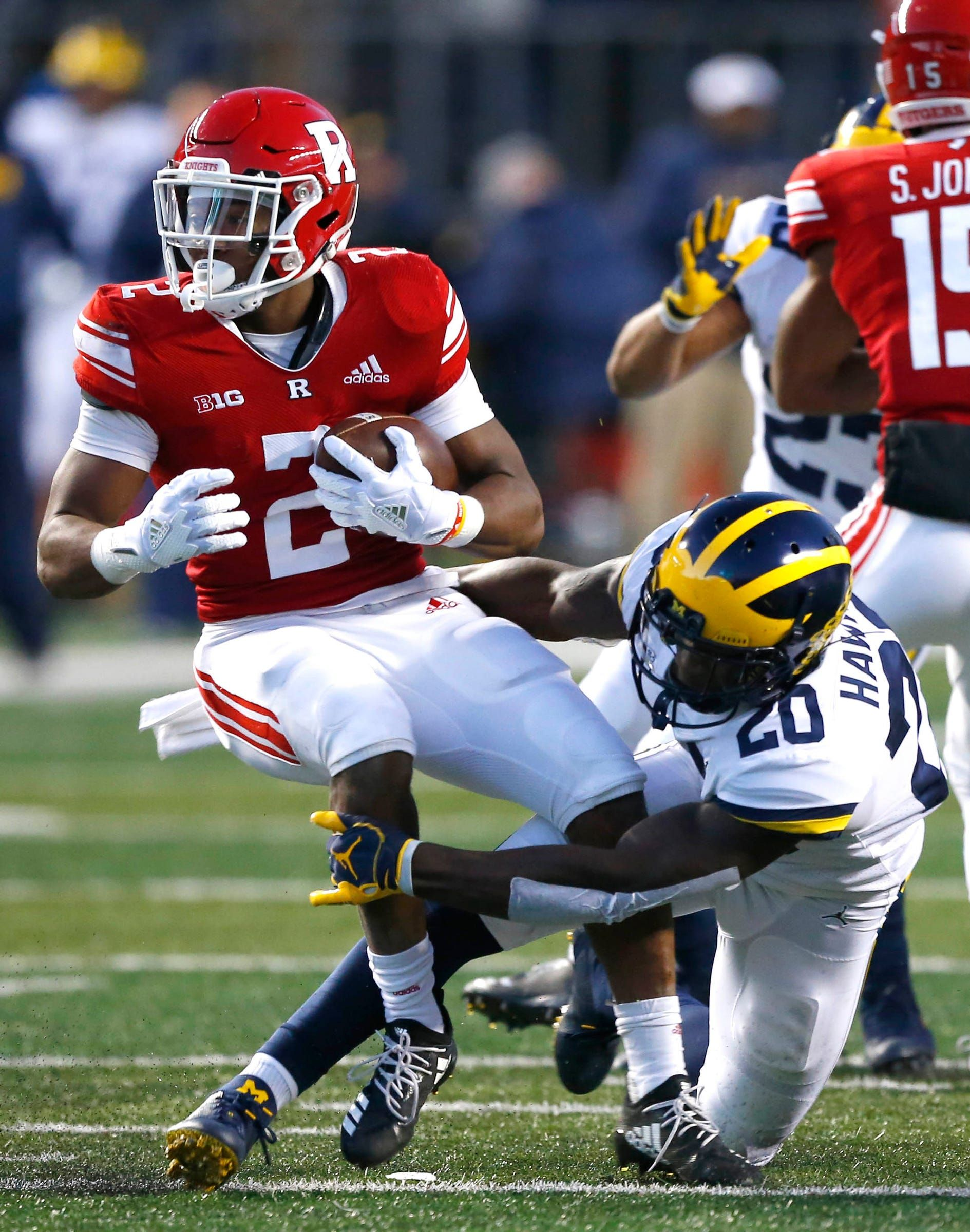 Michigan Football S Defense Is Counting On Brad Hawkins At Safety