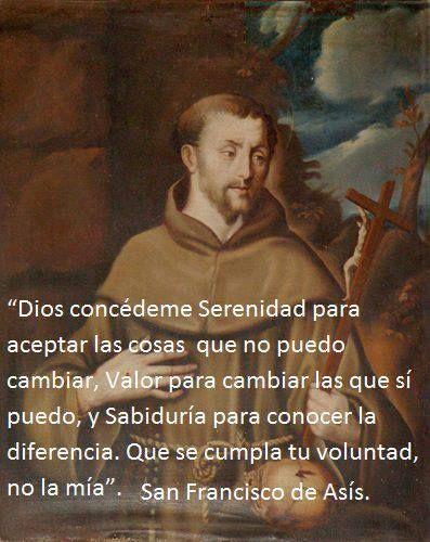 San Francisco De Asis Oracion De San Francisco Frases De San Agustín Francisco De Asis Frases
