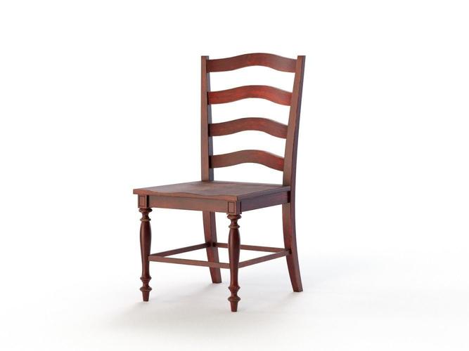 Bennington Chair 3d Model Chair Bennington 3d Model