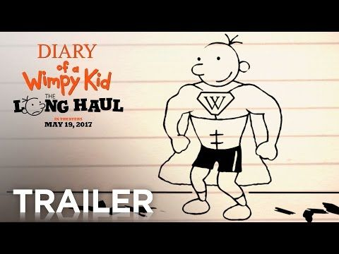 Diary of a Wimpy Kid:The Long Haul (2017) - Official Trailer | Komédie | Trailery
