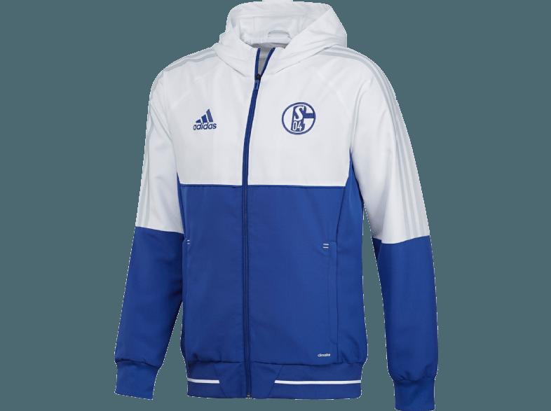Schalke Blauweiß04058032449607 Adidas 04 Jacke Fc BoCtQrsdhx