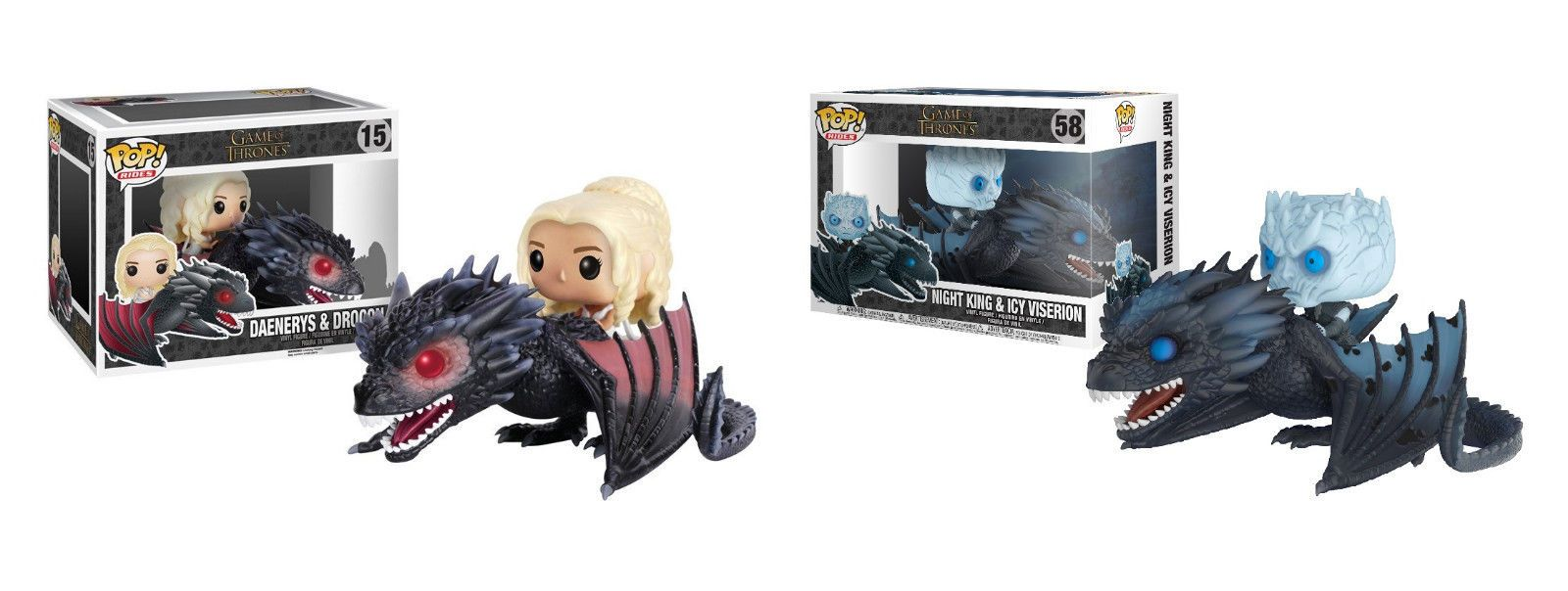 Novelty & Special Use Glorious Funko Pop Game Of Thrones Daenerys Stormborn Jon Snow Night King 10cm Action Figure Collection Pvc Model Toy For Christmas Gift