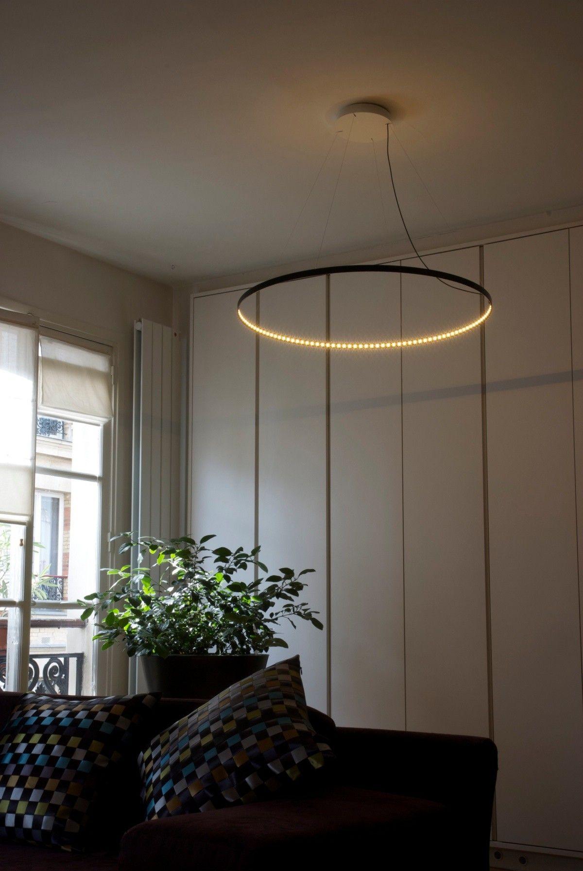 Suspension CIRCLE de Le Deun  Luminaire, Décoration salon chalet