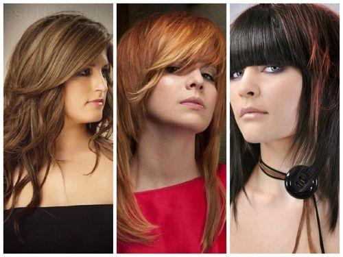 hermosos-cortes-de-cabello-en-capas Modelos Modernos de Cortes de