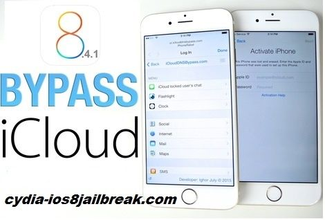 Free icloud ID remover iOS 8 4 1 of the download icloud bypass