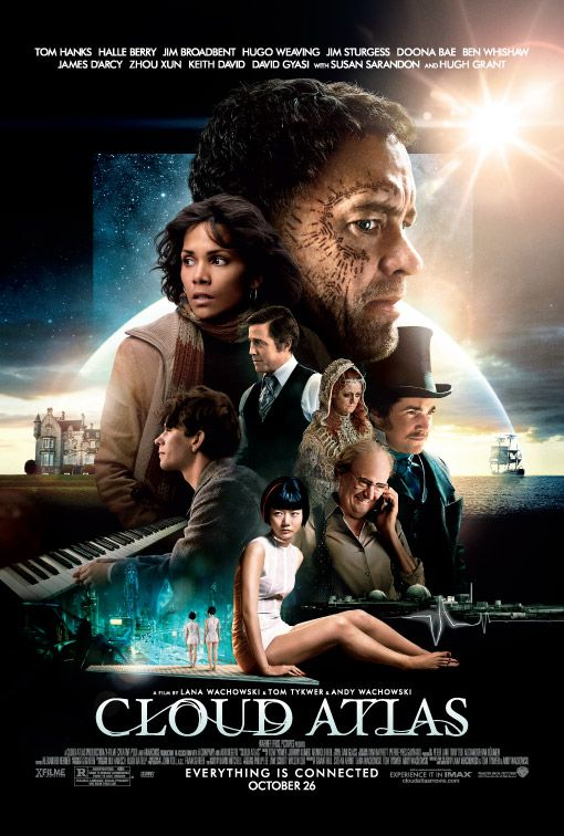 Image detail for -Cloud Atlas Movie Poster