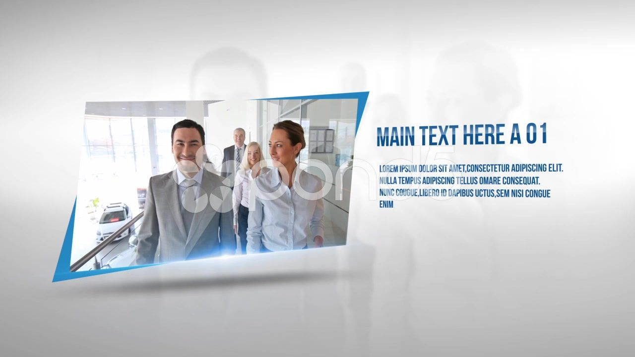 Inspiration Corporate Presentation  Business Commercial Intros Slideshows Stock After Effects ampBusinessPresentationInspiration