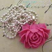 Pinkki ruusu 18€