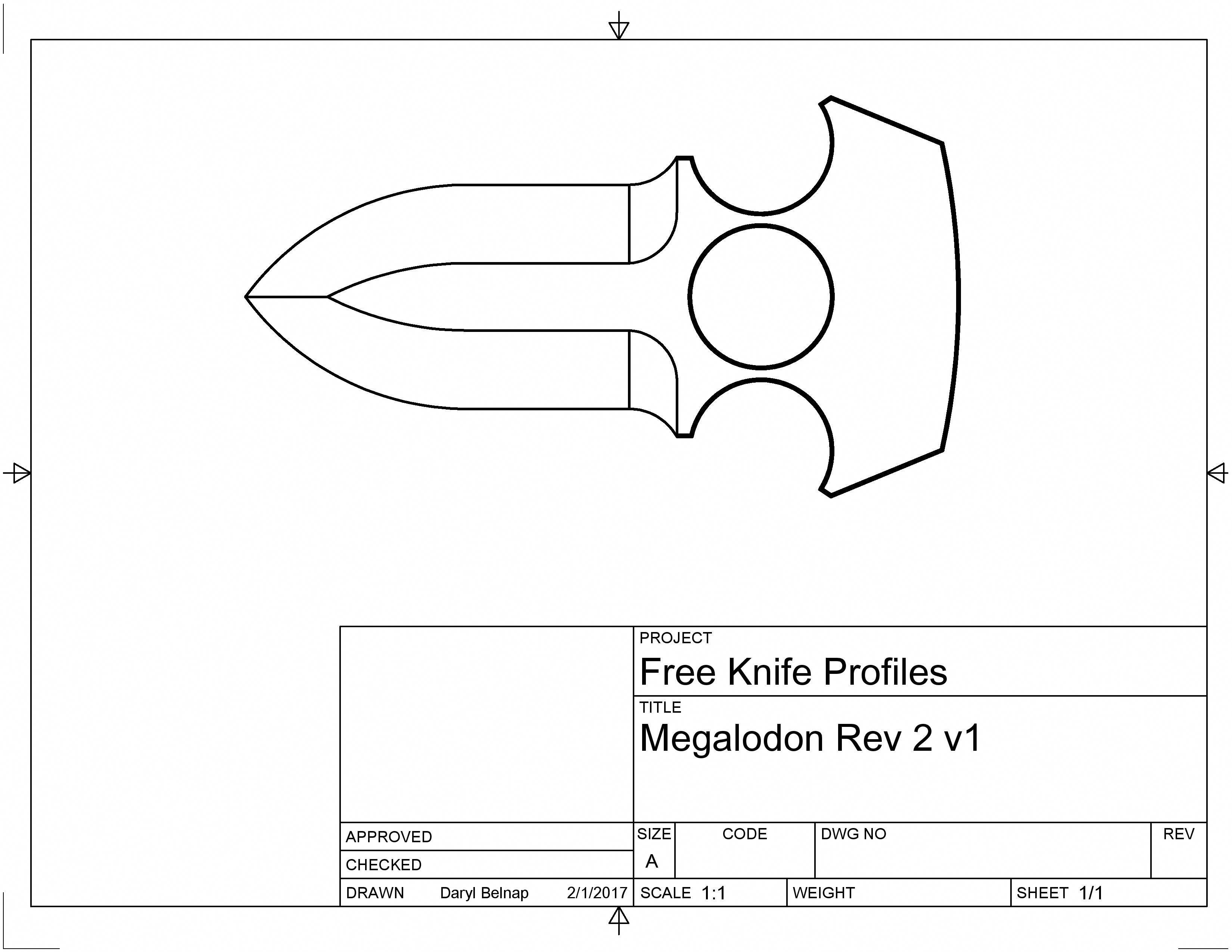 Free Knife Templates. shop knife templates uk knife