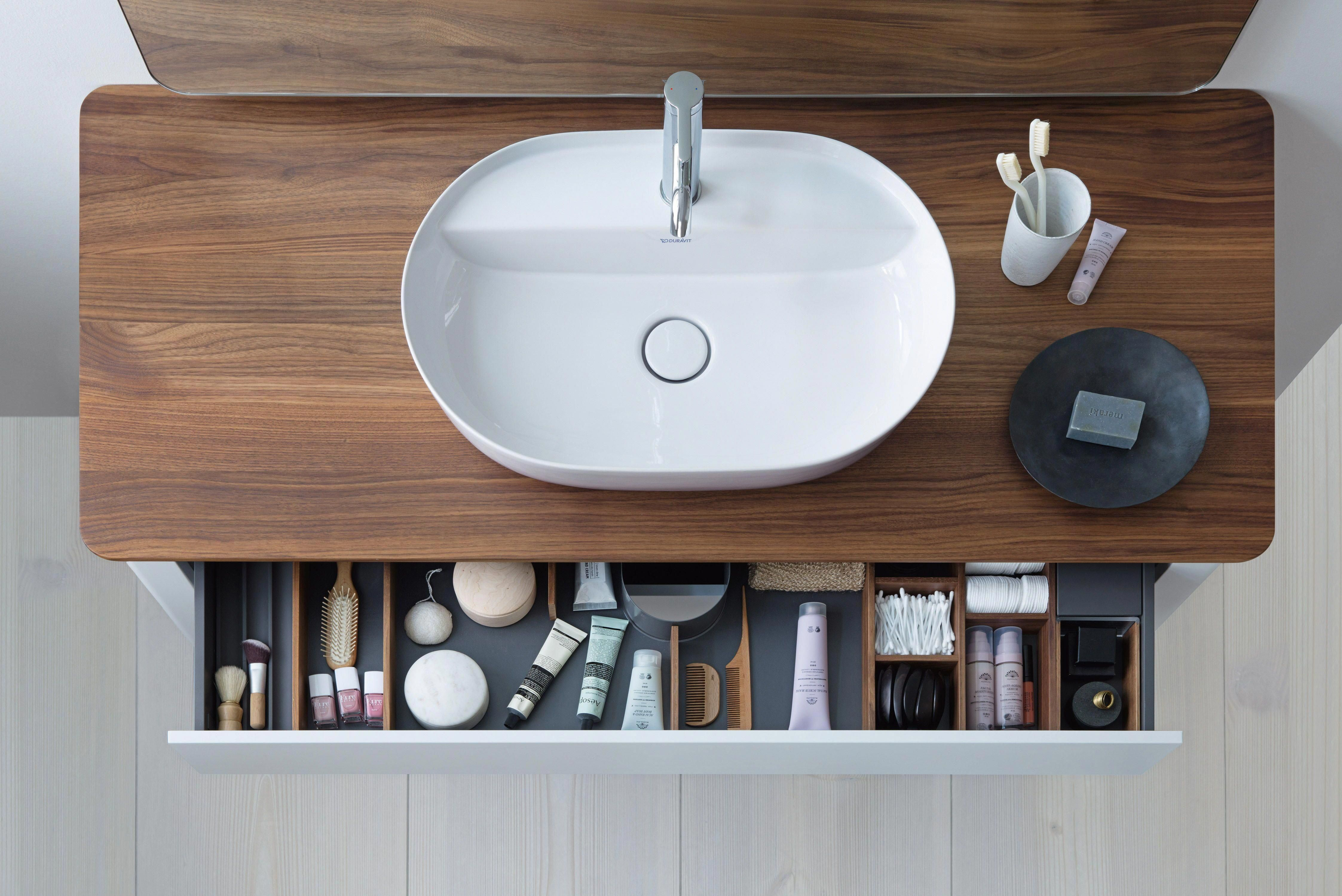 Photo of Converting the space under your #bathroom #sink is a simple way to keep things o…