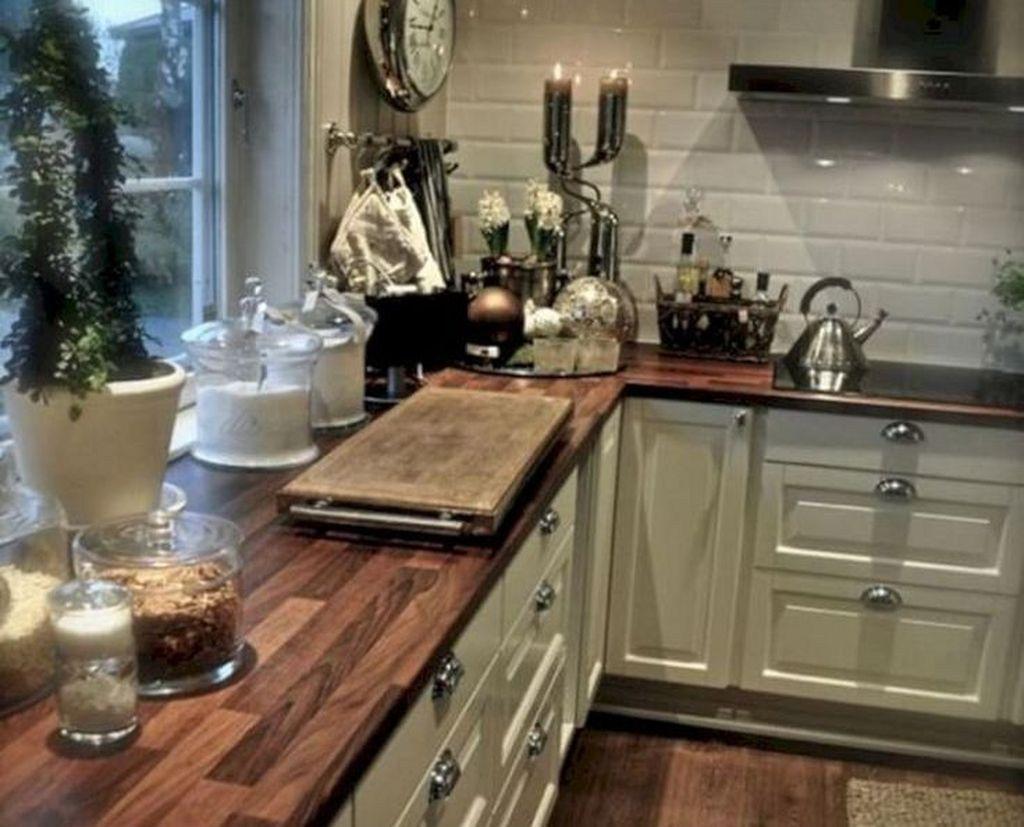 Photo of 50 favolose idee per la cucina della casa colonica – fai da te e decorazione